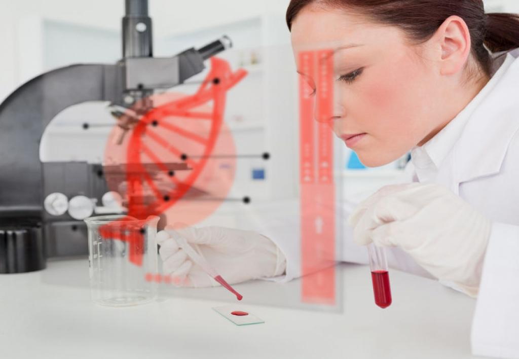 Perito en Biología Forense