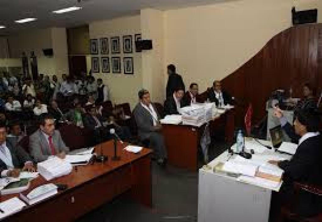 Administración, Supervisión y Ejecución de los Mandatos Judiciales