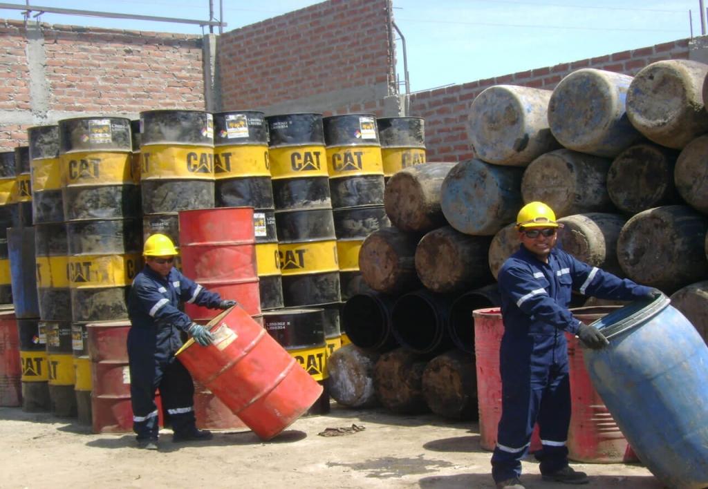 Gestión y Manejo Integral de Residuos Sólidos