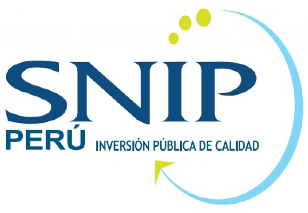 Formulación y Evaluación de Proyectos de Inversión Pública en el Sector Salud SNIP