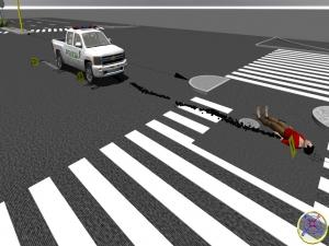 Aplicación Física Matemática en Accidentes de Tránsito