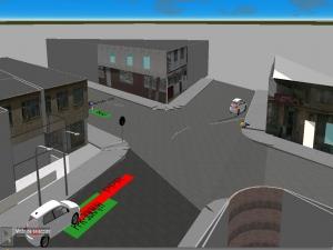 Reconstrucción y Simulación Virtual 2D y 3D en Accidentes de Tránsito