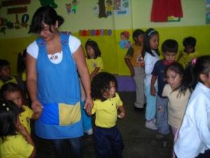 Auxiliar de Educación Inicial