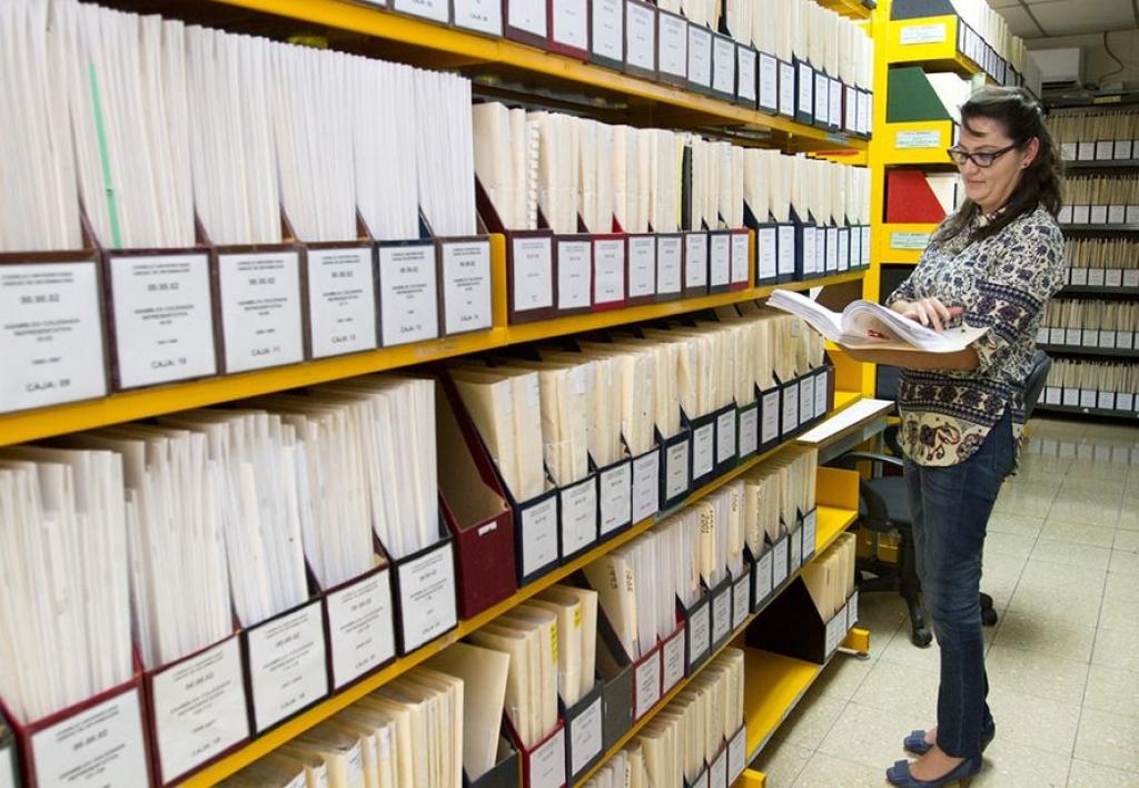 Servicio Archivístico