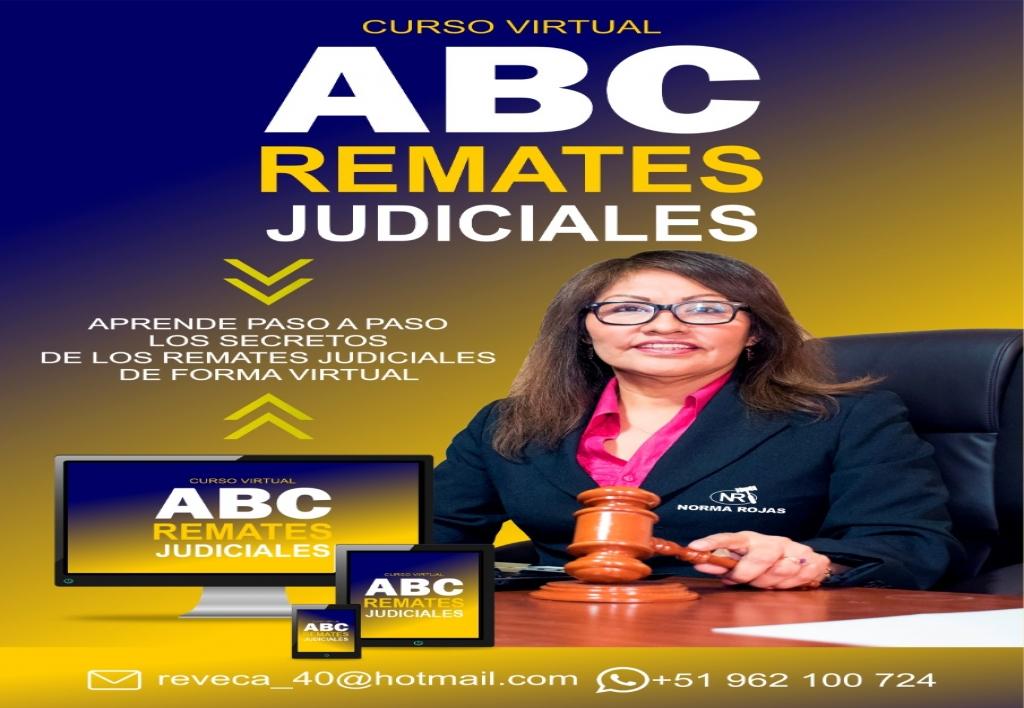 El ABC De Los Remates Judiciales