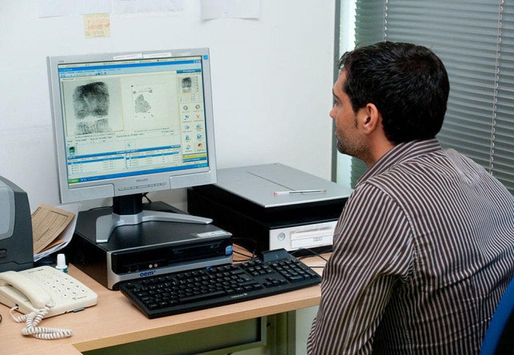 Identificación Automática Dactilar - AFIS