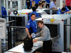 Seguridad de Aeropuertos