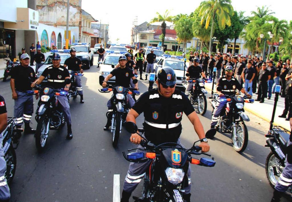 Jefatura de Operaciones de Seguridad Ciudadana